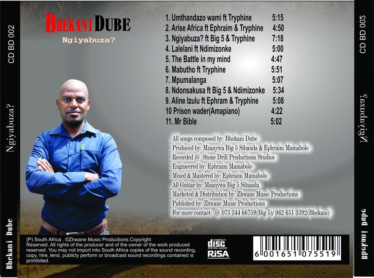 Bhekani Dube's second album unpacks the inaccuracy of common history