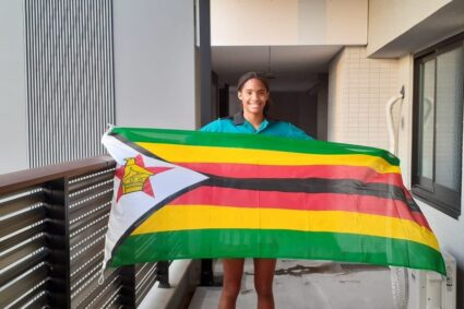 Zimbabwe Rewrites own Sports History by Sending First Black Swimmer To The Olympics
