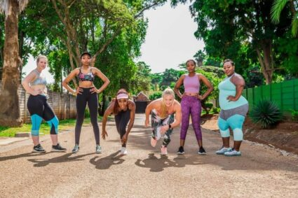 Promotion of fitness means healthy women in Women's Month, and a healthy nation
