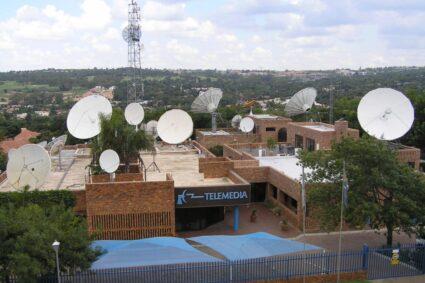 Jit Television move to Telemedia Studios marks rapid phase into worldwide satellite broadcasting