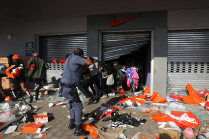 South Africa Unrest: State Grants – by Themselves – are not sustainable without a growing economy