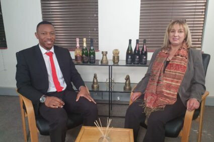 News Bulletins Change The Face of Prime Time Viewing On StarSat 120 As The Sunday Express Meets A Colourful Wine Connoisseur
