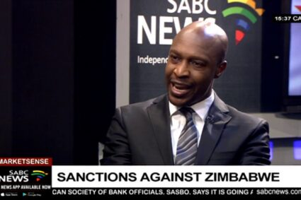 SABC Misses The Narrative On The Change Of Context On Zimbabwe Sanctions